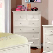 Serena 6 Drawer Chest