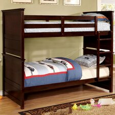 Camper Twin Over Twin Standard Bunk Bed