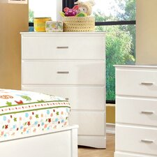 Spectrum 4 Drawer Chest