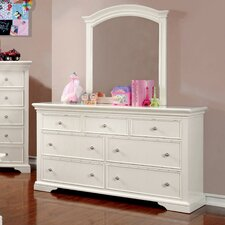 Serena 7 Drawer Dresser