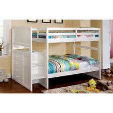 June Twin Over Twin Bunk Bed