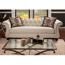 Tatianna Premium Tufted Upholstered Loveseat