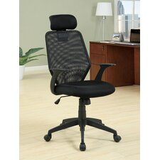 Penn Mesh Back Conference Chair