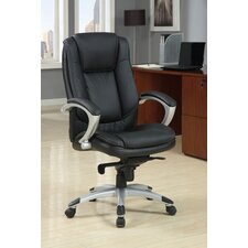 Oscar Leatherette Executive Chair