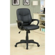 Midrad Leatherette Conference Chair