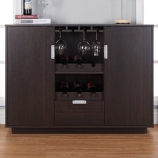 Vitalia 6 Bottle Wine Cabinet