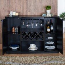 Messina 7 Bottle Wine Cabinet
