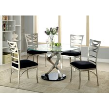 Cannon III 5 Piece Dining Set