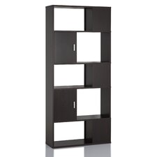 "Vernon Multi Shelf Display 69.8"" Accent Shelves"