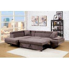 Zalor Contemporary Sleeper Sofa