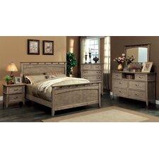 Balboa Panel Customizable Bedroom Set