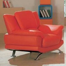 Jaeger Leather Chair