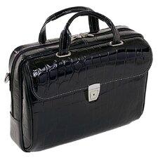 Monterosso Ignoto Leather Laptop Briefcase