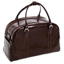 "Monterosso Buranco 20"" Leather Travel Duffel"