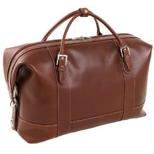 "Manarola Amore 21"" Leather Travel Duffel"