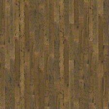 "Rosedown 5"" Engineered Hickory Hardwood Flooring in Burnt Sugar"