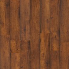 "Landscapes 8"" x 48"" x 6.5mm Hickory Laminate in Landmark Hickory"