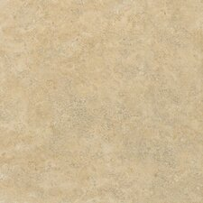 "Palmetto 17"" x 17"" Ceramic Field Tile in Beige"