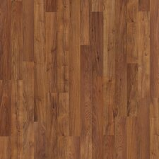 "Natural Impact II 8"" x 48"" x 7.94mm Hickory Laminate in Glazed Hickory"