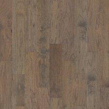 """American Restoration 6-3/8"""" Engineered Oak Hardwood Flooring in Reclaimed"""