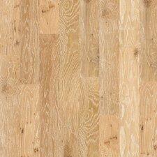 "Yardley 7"" Engineered White Oak Hardwood Flooring in Ivy League"