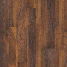 """Grand Summit 8"""" x 79"""" x 10mm Hickory Laminate in Cinnamon Hickory"""