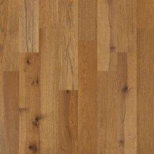 "Castlewood 7-1/2"" Engineered Hickory Hardwood Flooring in Ale"