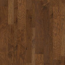 Hudson Bay Random Width Engineered Hickory Hardwood Flooring in Copperidge