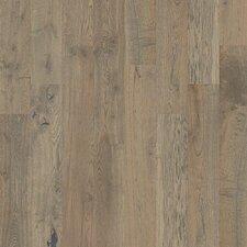 "Castlewood 7-1/2"" Engineered White Oak Hardwood Flooring in Armory"