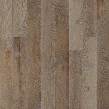 "Castlewood 7-1/2"" Engineered White Oak Hardwood Flooring in Drawbridge"