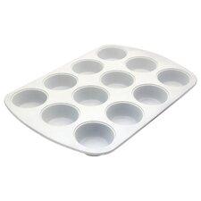 Cerama Bake 12 Cup Muffin Pan
