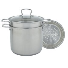 12 qt. Steamer with Lid