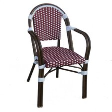 Cafe Bistro Arm Chair (Set of 2)