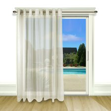 Atlantic Stripe Grommet Patio Panel