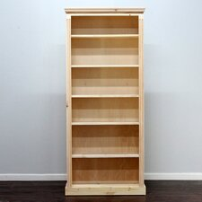 "Madison 78"" Standard Bookcase"
