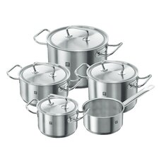 Twin Classic 5-Piece Cookware Set