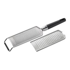 Twin Pure Black Multi Grater
