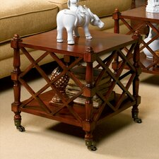 Foxhall Bunching End Table