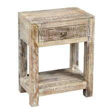 Harbor 1 Drawer End Table