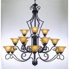 Versailles 15 Light Chandelier