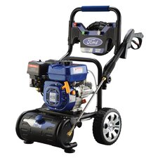 2700 PSI Portable Gasoline Engine with Pressure Washer with Chemical Injection