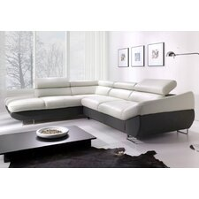 Fabio Sectional with Sleeper and Storage