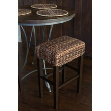 "Seagrass 31.5"" Bar Stool (Set of 2)"