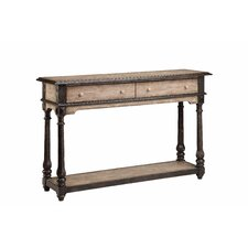 Melville 2 Drawer Console Table