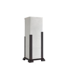 """Caya 17"""" H Table Lamp with Square Shade"""