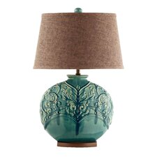 "Rochel 28"" H Table Lamp with Empire Shade"