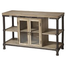 Mechanica Console Table