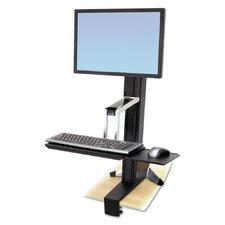 WorkFit-S Sit-Stand Workstation Desk Mount