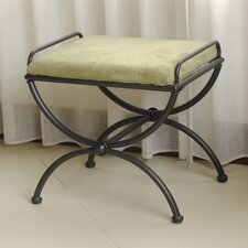 Cambridge Contemporary Iron Vanity Stool