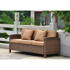 Barcelona Outdoor Sofa with Cushions
